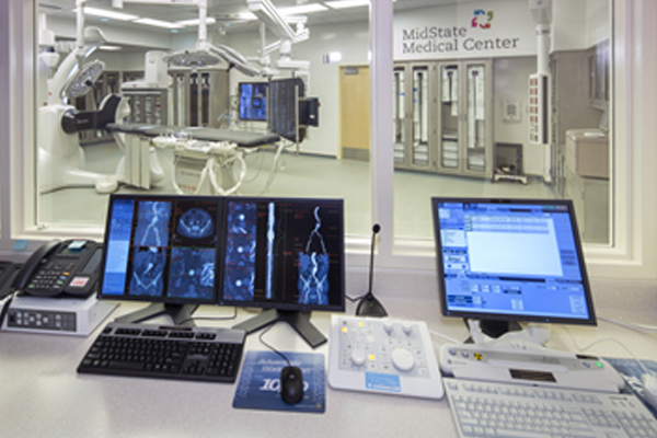 Viju help turn MidState Medical Center operating rooms into virtual classrooms