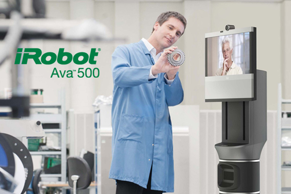 Viju announces partnership with iRobot® to resell Ava® 500 Video Collaboration Robot