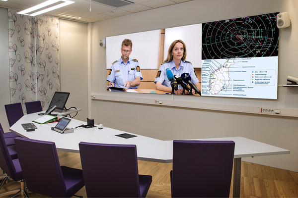 Viju and Cyviz provides state-of-the-art AV solutions to AMK Central in Norway