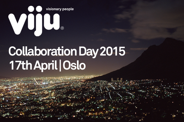 Viju to host Collaboration Day 2015 trade show in Oslo