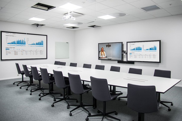 Viju delivers collaboration workplace solutions to Aibel
