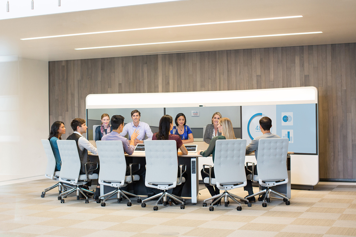 Immersive telepresence continues to 'wow' the enterprise