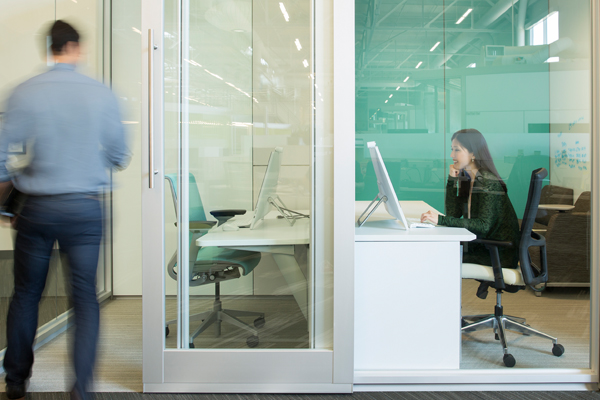 Visual collaboration and the future workplace