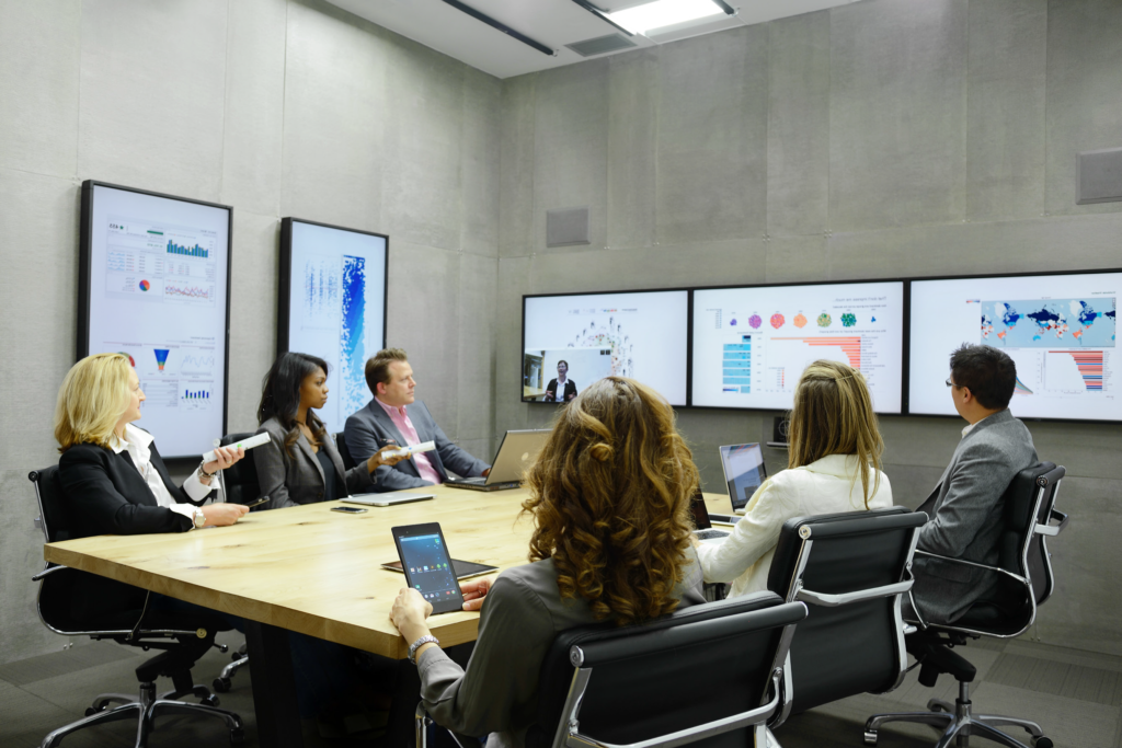 Infopresence is re-shaping visual collaboration for the enterprise