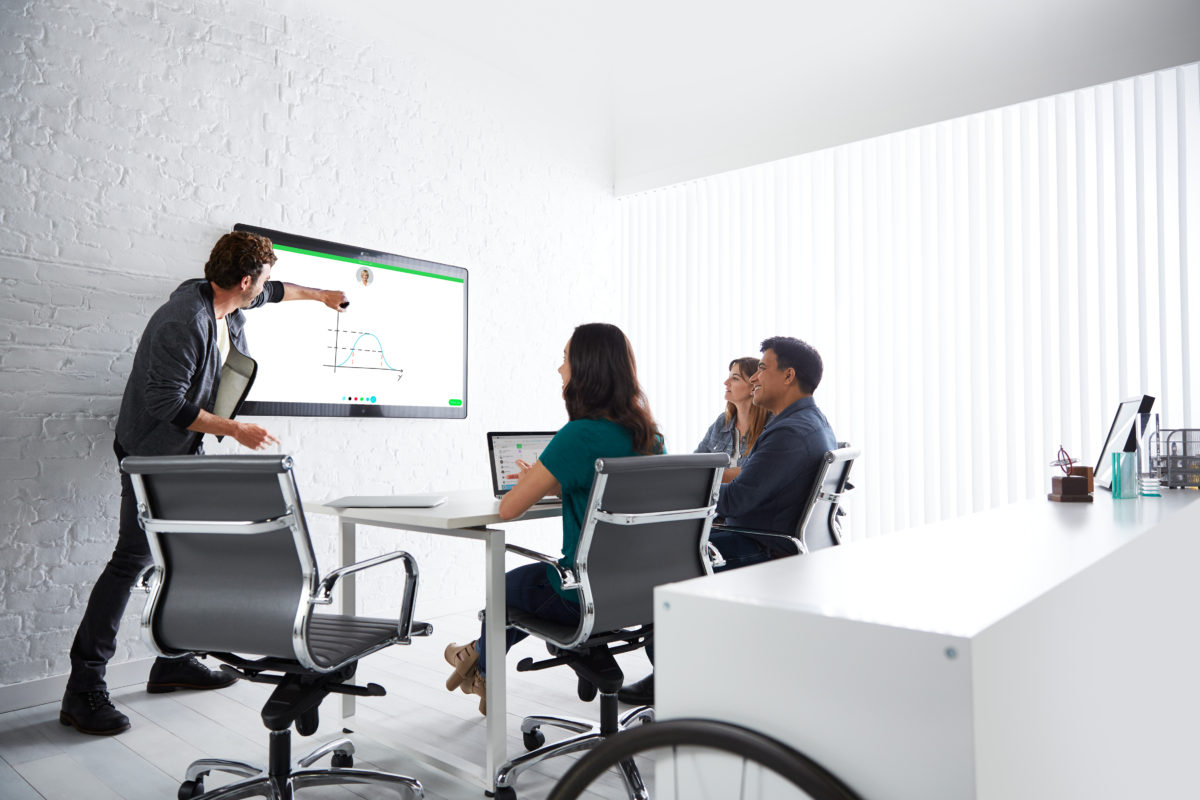 Introducing Cisco Spark Board, a powerful collaboration solution