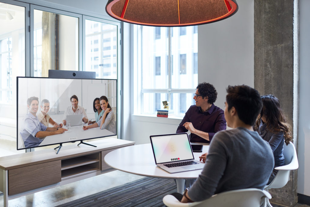 Cisco launches Spark Room Kit Series at Enterprise Connect 17