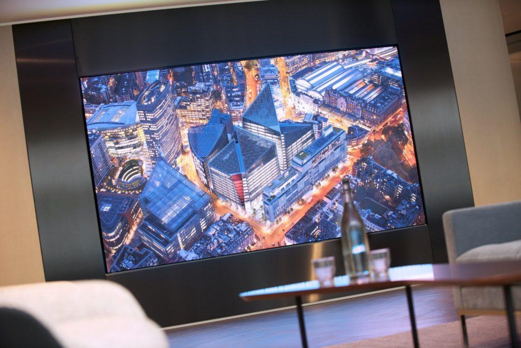 Viju completes UK's first ever Samsung 1.5mm LED install