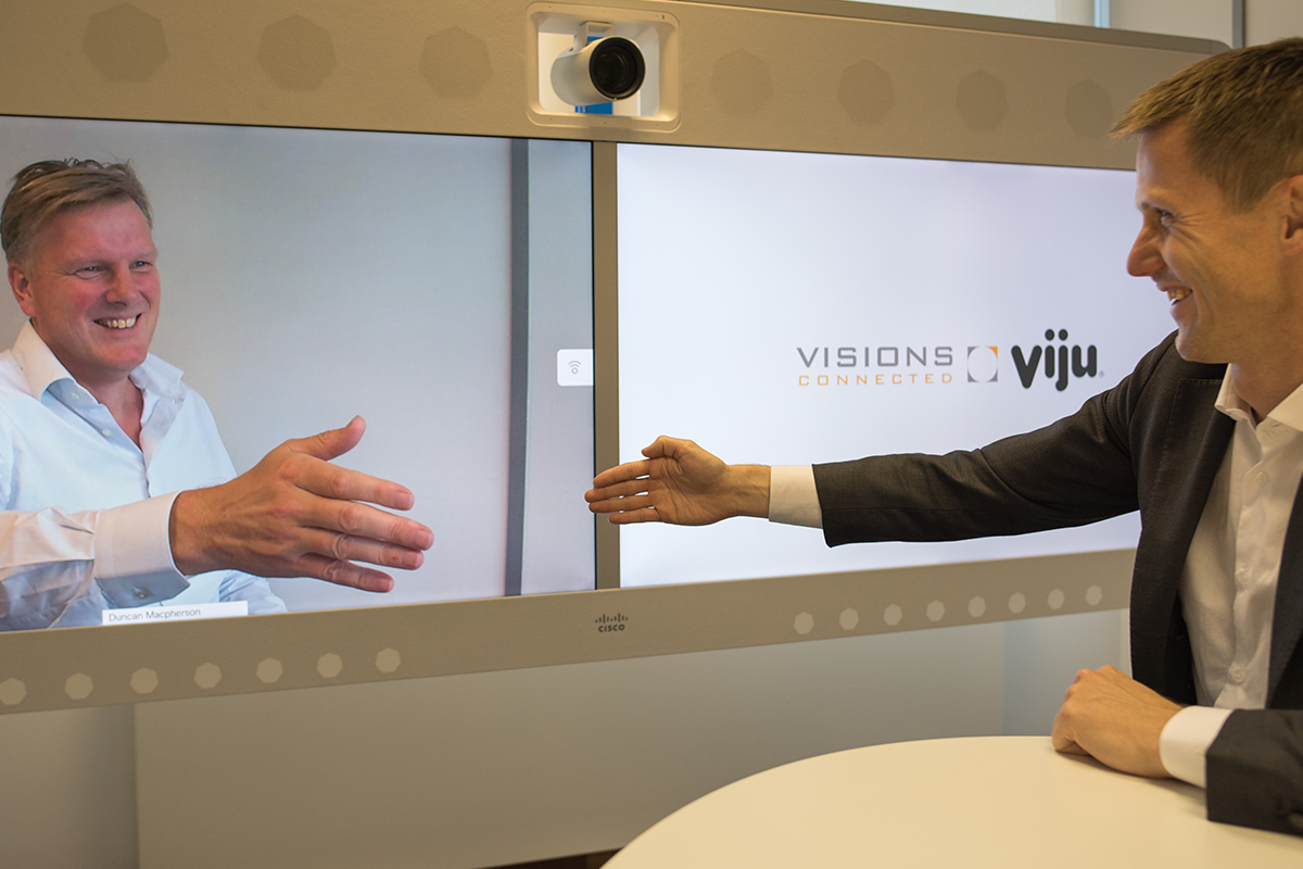 Viju and VisionsConnected join forces with new investment