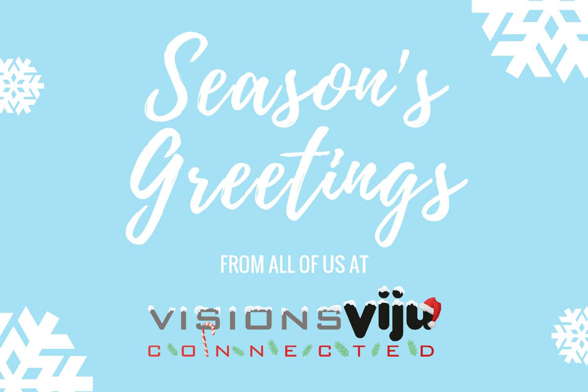 Season's Greetings Blog