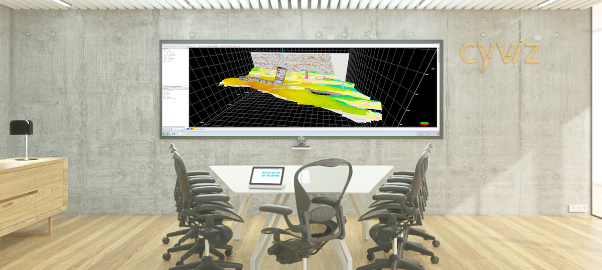 Integrated 3D advanced visualisation solutions are engaging and interactive