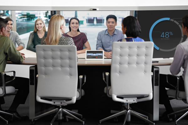 Telepresence powers the new way of working
