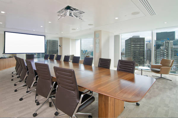 London Boardroom