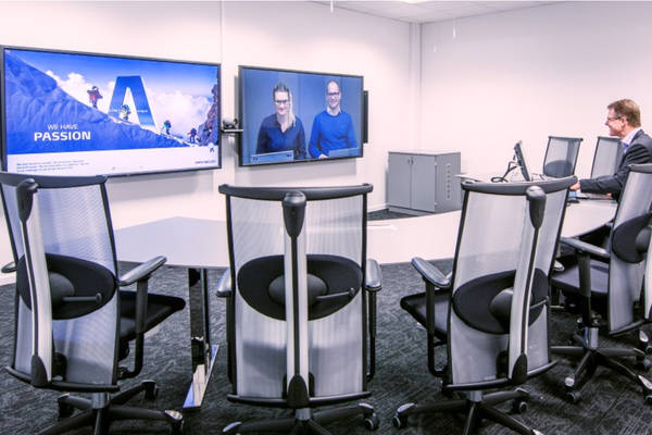Dual Video Conferencing