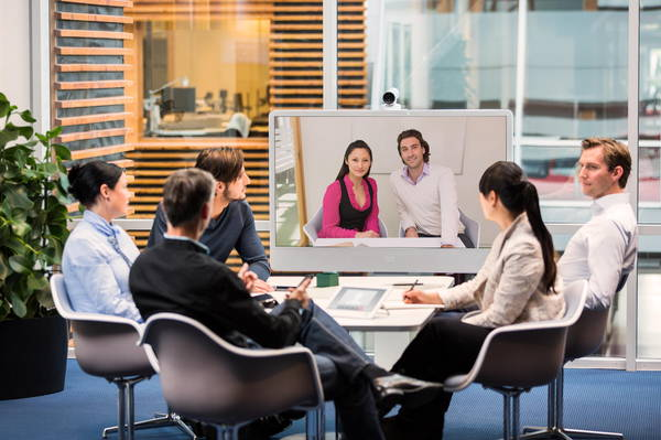 Cisco room-based video collaboration