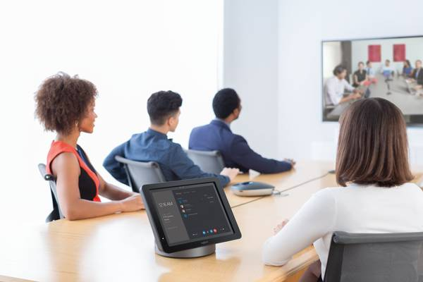 Collaboration in the meeting room with Skype for Business