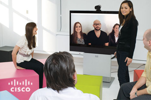 Personal telepresence expands capabilities with Cisco UC Integration