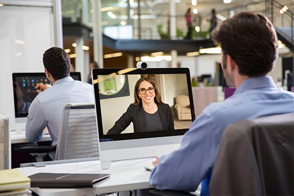 Etterlengtet funksjon for Cisco DX – personlig desktop videokonferanse