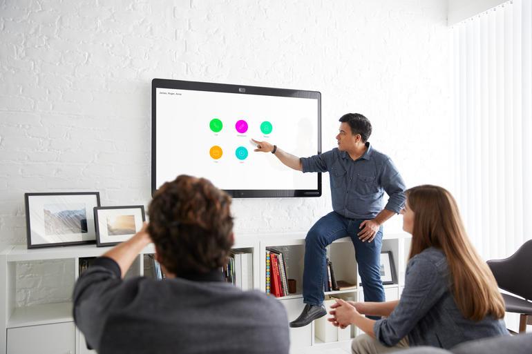 Cisco lanserer den nye møteromsløsningen Spark Board